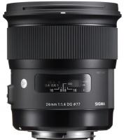 Sigma Lens 24mm/1.4 AF DG HSM for Canon Art Photo