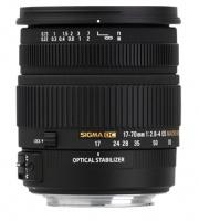Sigma Lens 17-70/2.8-4 Dc Macro Os Hsm Canon - Comtemporary Photo