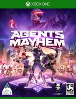 Agents of Mayhem Photo