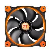 Thermaltake Riing 12 - 120mm Case Fan - Orange Photo