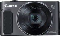 Canon Powershot SX620 HS 20.2 MegaPixels Digital Camera - Black Photo