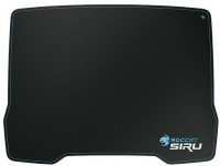 ROCCAT Siru Gaming Mouse Pad - Pitch Black Photo