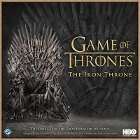 Fantasy Flight Games A Game of Thrones: The Iron Throne Photo