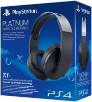 Sony PlayStation Platinum Wireless Headset Photo