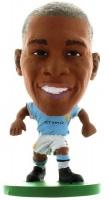 Soccerstarz - Man City Fernandinho - Home Kit Figures Photo