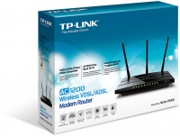 TP LINK TP-Link AC1200 Wireless VDSL/ADSL Router Photo