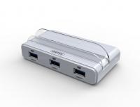 Unitek USB3.0 4-Port Charge Hub Stand OTG Photo