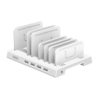 Unitek 4-Port USB Charge Station BC1.2A Photo