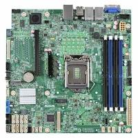Intel Server Board S1200SPSR C232 micro ATX - LGA1151 Socket Motherboard Photo