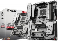 MSI X370 AM4 Intel Motherboard Photo