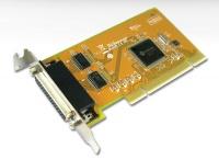 Sunix 5037AL 2-port RS-232 Universal PCI Low Profile Serial Board Photo