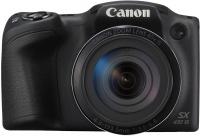 Canon PowerShot SX430 IS Digital Camera - Black Photo