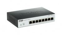 D Link D-Link DGS-1100-08P Easy Smart L2 Managed Sitch Photo