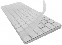 Macally Clear Protective Cover for Apple Magic Keyboard Photo