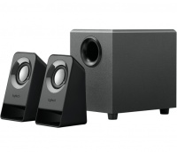 Logitech - Z211 2.1 Speakers 8w - Black - 3.5mm Photo