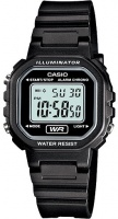 Casio Standard Collection LA-20WH Digital Watch - Black Photo