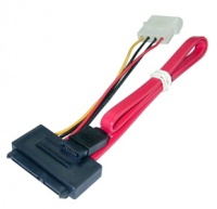 Lindy 0.5m Internal Sata Data & Power Cable Photo
