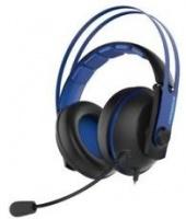 ASUS Cerberus V2 Binaural Head-band Headset - Blue/Black Photo