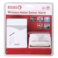 Ellies Battery Operated Infrared Sensor With Doorbell//Retail Store Photo