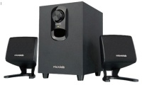 Microlab M 108 11w 2.1 Channel Speaker Set Photo