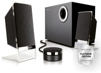 Microlab M 200 50w 2.1 Channel Speaker Set - Platinum Photo