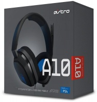 ASTRO Gaming Headset A10 - Grey/Blue Photo