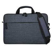 """Port Designs - Belize Top Loading Notebook Bag 13"""" - Black Photo"""