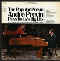 Andre Previn - Popular Previn: Andre Previn Play's Today's Big Photo