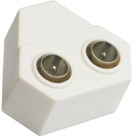 Ellies 2 Way Splitter Plug In [F/M/M] Photo