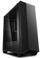 DeepCool Earlkase RGB Micro-ATX Chassis with Side Window - Black Photo