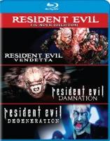 Resident Evil:Damnation/Resident Evil Photo
