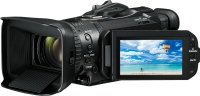 Canon LEGRIA GX10 13.4MP CMOS 4K Ultra HD Handheld Camcorder - Black Photo