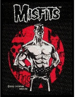 The Misfits - Lukic Patch Photo