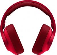 Logitech G433 7.1 DTS Binaural Head-band Headset - Red Photo