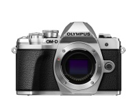 Olympus E-M10 Mark 3 SLR Digital Camera Body Black Photo