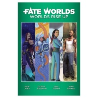 Evil Hat Productions LLC Fate Core: Worlds: Worlds Rise up Photo