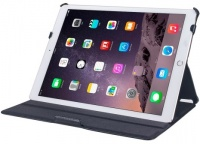 "Tuff Luv Tuff-Luv - Multi-Stand Faux Leather Case Cover & Stand for Apple iPad Pro 10.5"" - Black Photo"