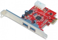 Unitek 2 Port USB3.0 piecesI Express Card Photo