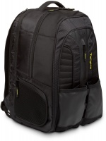 """Targus Work and Play Rackets 15.6"""" Notebook Backpack - Black and Yellow Photo"""