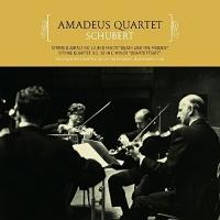 """Schubert - Schubert: String Qrts 14"""" D Minor & 12"""" C Min Photo"""
