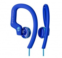 Skullcandy Chops Flex In-Ear Headphones with Mic - Royal Blue Photo