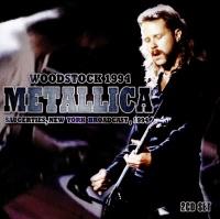 Metallica - Woodstock 1994 Photo
