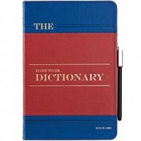 Ozaki Ipad Mini Wisdom Folio -Dictionary Photo
