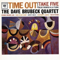 Dave Brubeck - Time Out 1 Bonus Track! Limited Edition In Solid Orange Colored Vinyl. Photo