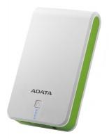 ADATA - P16750 Mobile Battery Power Bank 16750 mAh - White/Green Photo