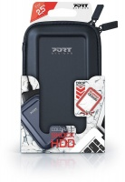 "Port Designs - Colorado Shock 2.5"" External Hard Drive Case - Black Photo"