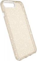 Speck Presidio Glitter Case for Apple iPhone 8/7 Plus - Clear Glitter Photo