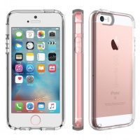 Speck CandyShell Clear Case –for Apple iPhone 5/5S/Se - Clear Photo