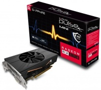 Sapphire Pulse ITX AMD Radeon RX570 4GD5 OC Edition Gaming Graphics Card Photo