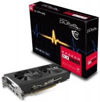 Sapphire Pulse AMD Radeon RX570 4GD5 OC Edition Gaming Graphics Card Photo